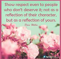 Show respect1