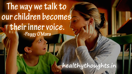 children's inner voices